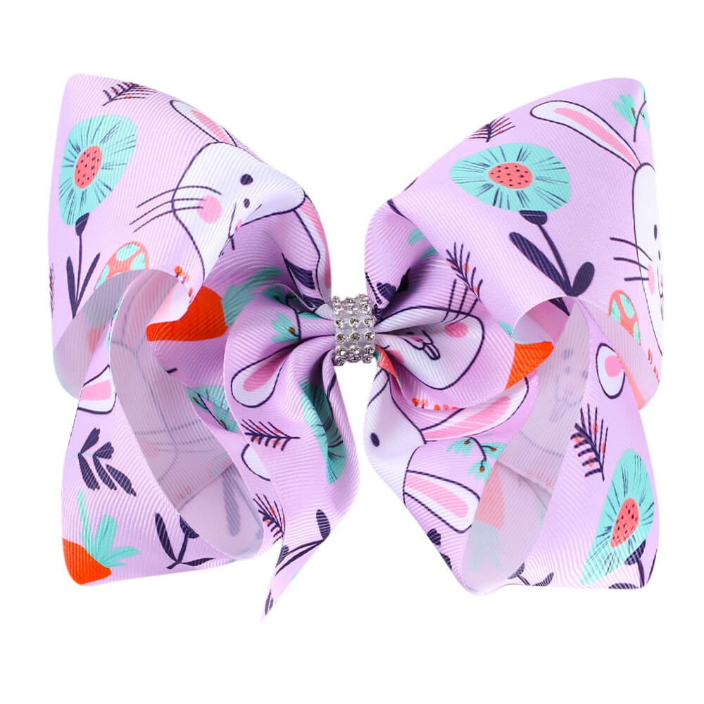 Cute Hair Bows for Girls | Easter Hair Accessories