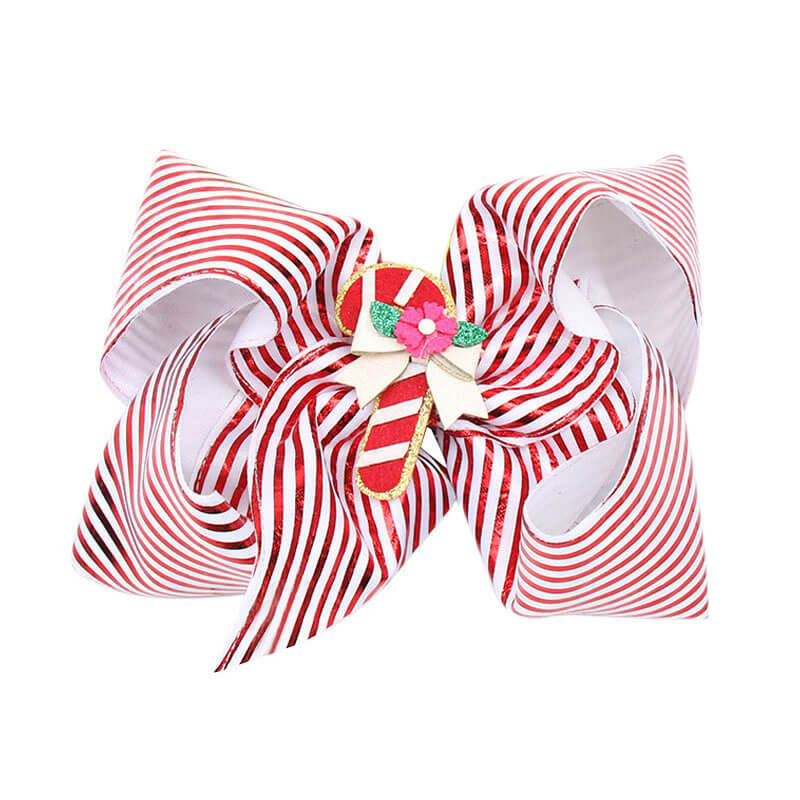Christmas hairpin for girls