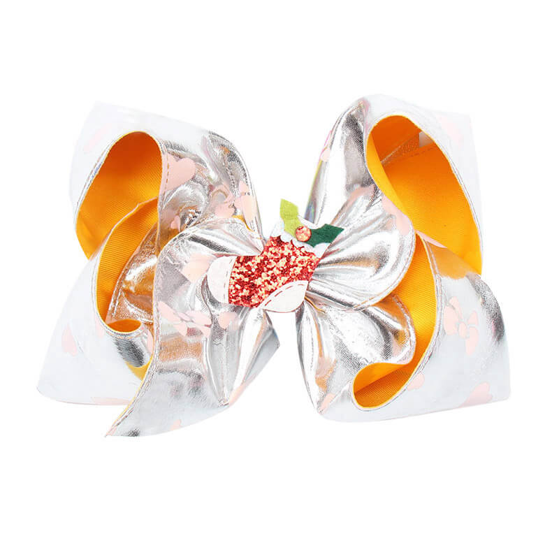 big hair bow for girls