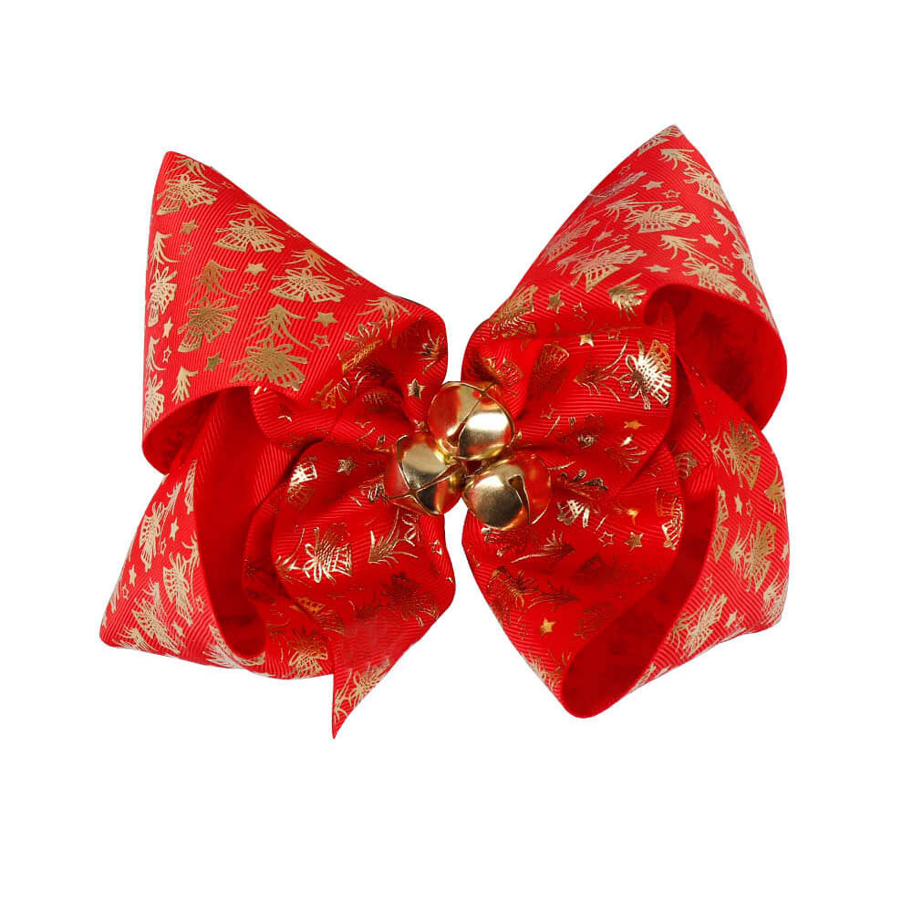 Large hair bows