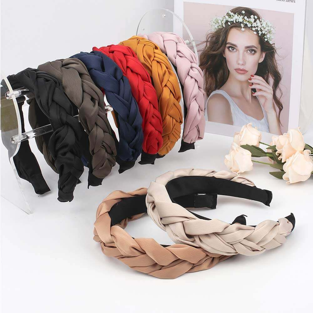 Braided Women Headbands