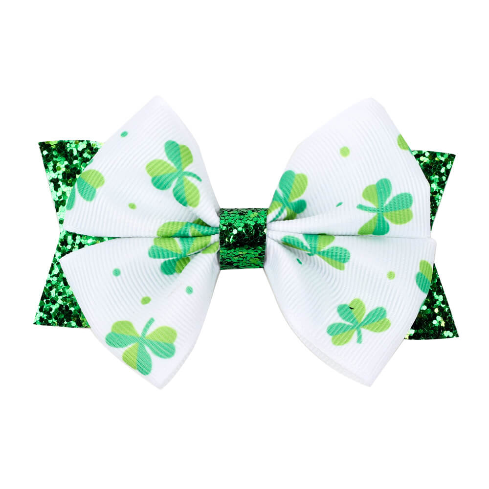 St. Patrick's Day Hairpins