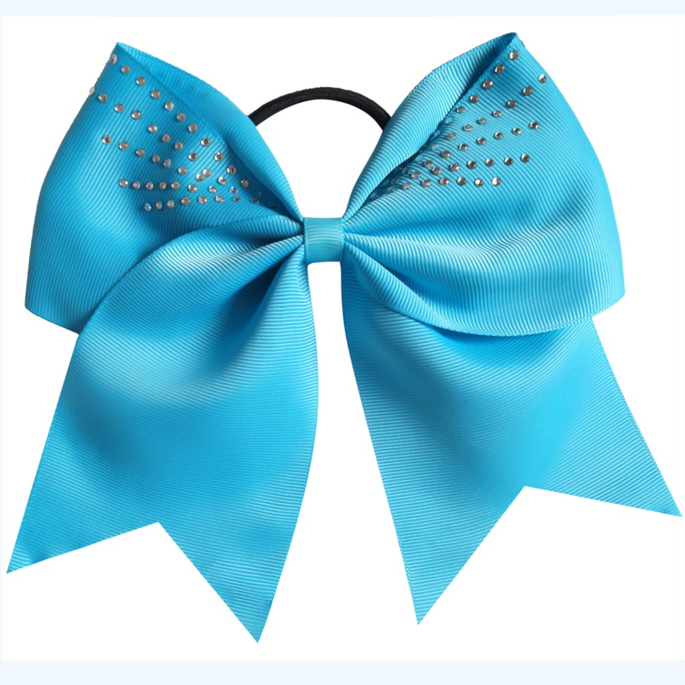 Cheerleading Bows | Rhinestone Cheer Bows