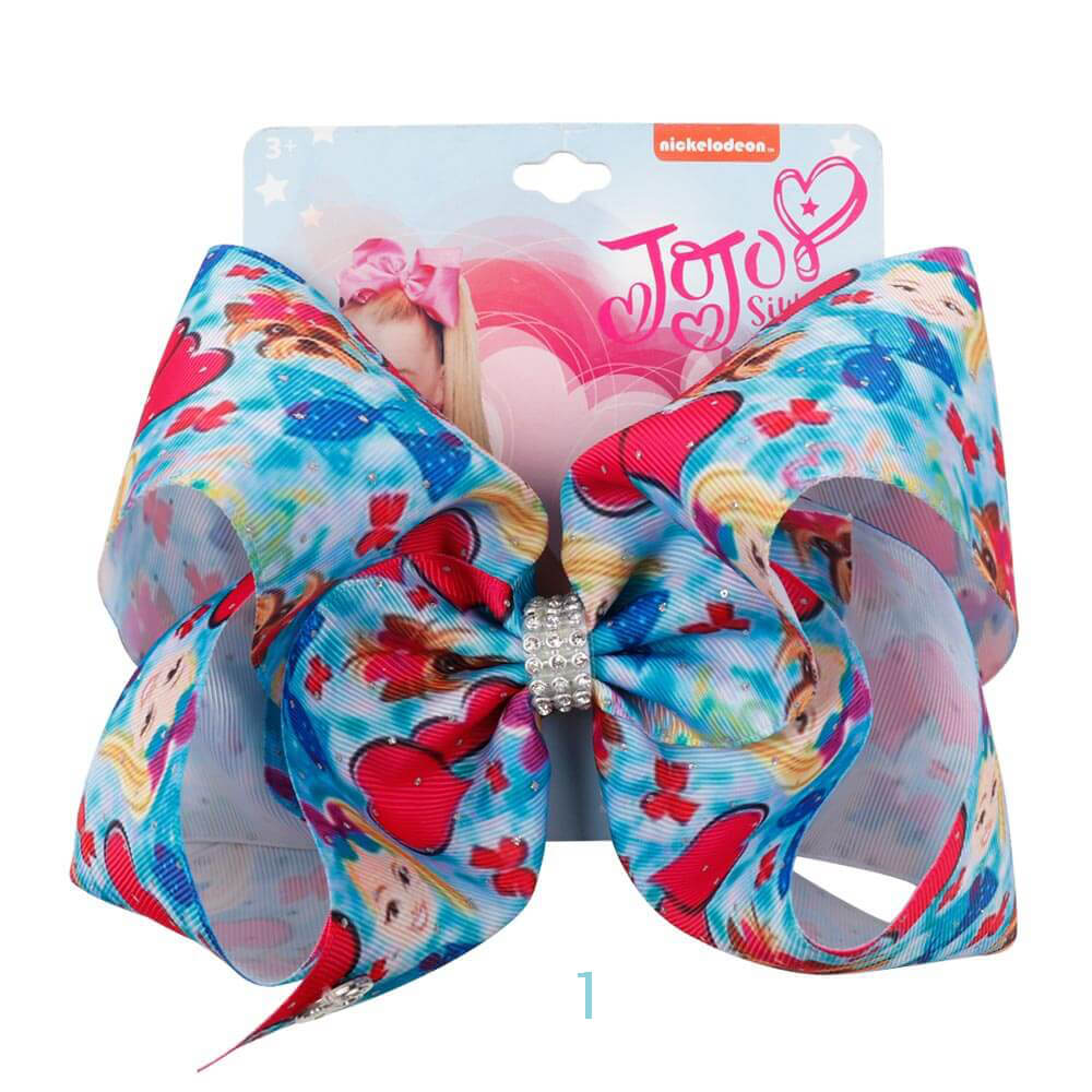Cute Jojo Hair Bow