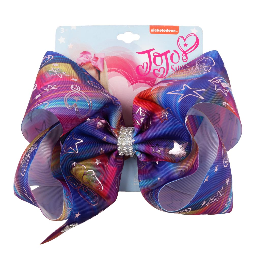 Colorful Grosgrain Ribbon Boutique Jojo Bows