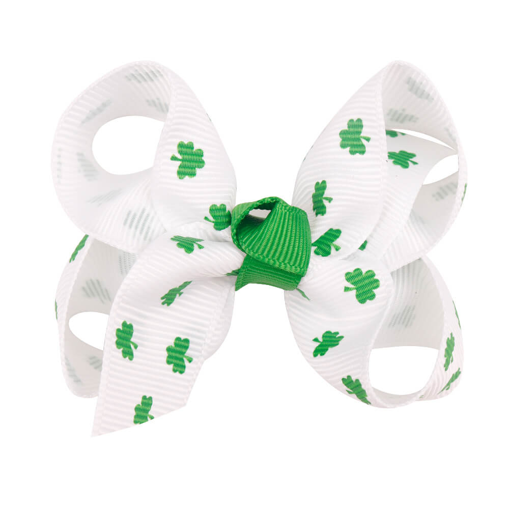 St. Patrick's Day Hair Bow | Beautiful Hair Bows