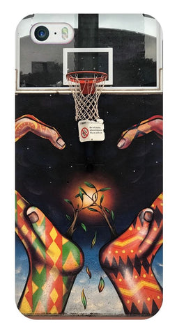 BasketBall Love for Iphone 5 SE