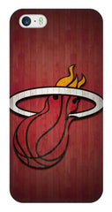 Miami Heat for Iphone 5 SE