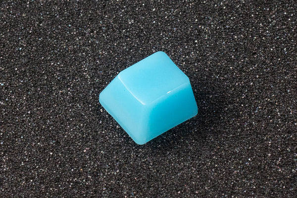 Electric Blue Topre Blank