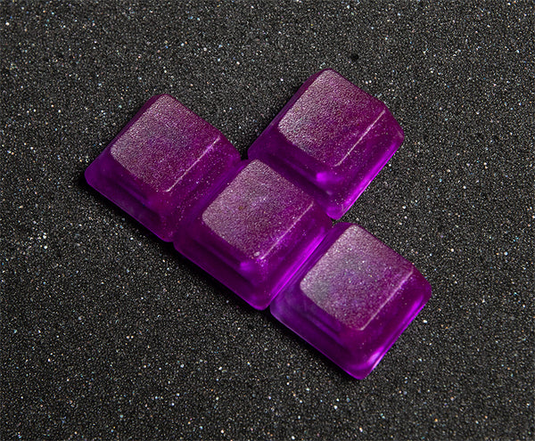 Purple Shimmer Gamer Set