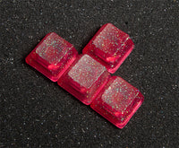 Red Shimmer Gamer Set