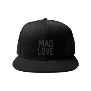 Mad Love Black Hat + Digital Album
