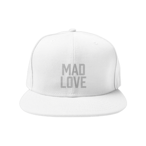 Mad Love Silver Hat + Digital Album