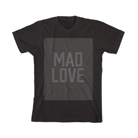 Mad Love Black Tee + Digital Album