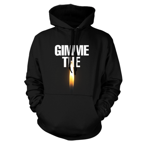 Gimme The Light Black Hoodie + Digital Album