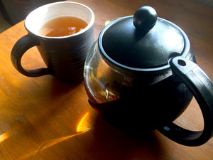 Study: drinking tea improves brain health!