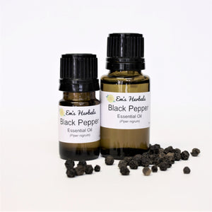 Black Pepper (Piper nigra) Essential Oil