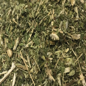 Boneset (Eupatorium perfoliatum) Cut and Sifted, Certified Organic - emsherbals