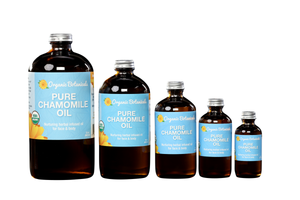 Pure Chamomile Infused Oil, Certified Organic