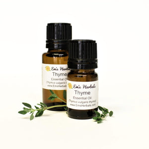Thyme (Thymus vulgaris) Essential Oil