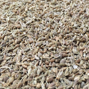 Anise (Pimpinella anisum) Seed, Whole, Certified Organic - emsherbals