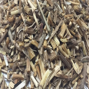 Couch Grass (Elymus repens) Root, Cut and Sifted, Certified Organic - emsherbals