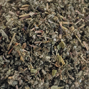 Damiana (Turnera diffusa) Leaf, Cut and Sifted, Certified Organic