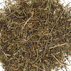 Eyebright (Euphrasia officinalis) Cut and Sifted, Certified Organic