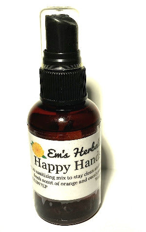 Happy Hands Hand Sanitizer