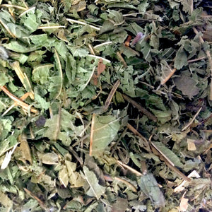 Lemon Verbena (Aloysa citriodora), Cut and Sifted, Certified Organic
