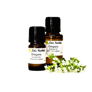 Oregano (Origanum vulgare) Essential Oil, Steam Distilled