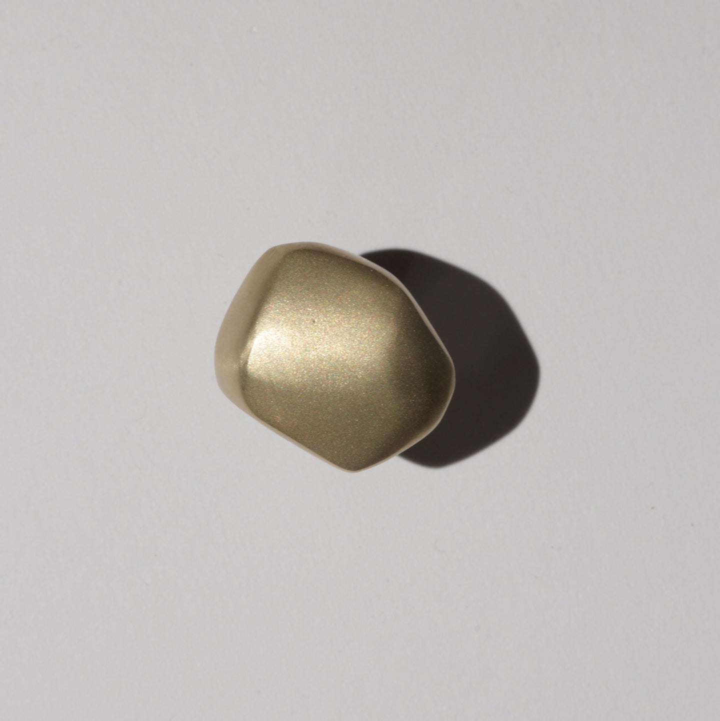 Brass Hardware Elemental Hold 'Pebble' Pull