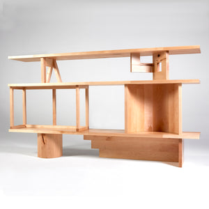 Stack Shelving Unit