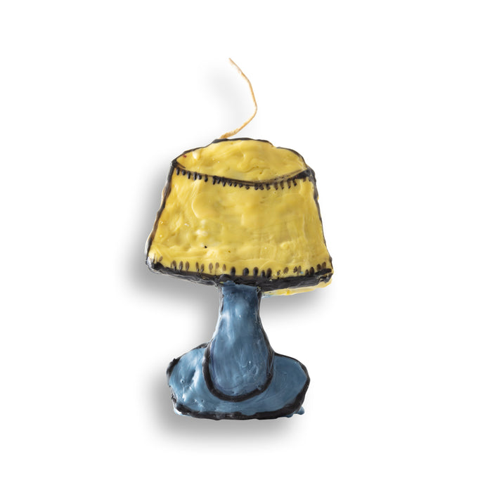 Goodnight Blue Lamp