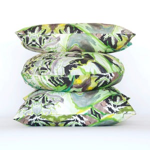 Fern Circle Pillow