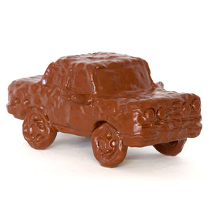 Brown Car