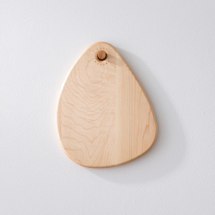 Egg Pebble Cutting Board