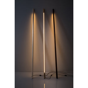 Walnut LED Line Light