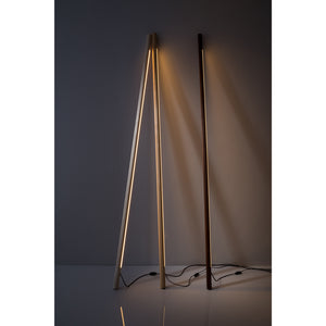 Bleached Maple LED Line Light