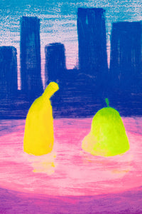 Scott Reeder, Fruit In The City, 2020 Limited Edition Print