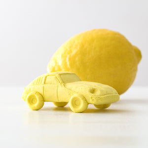 Lemon Sport Ceramic Car, Limited Edition