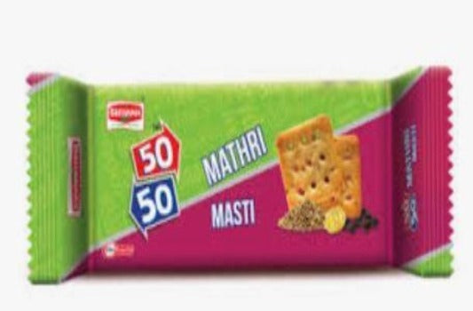 Britannia 50-50 Mathri Masti Crackers