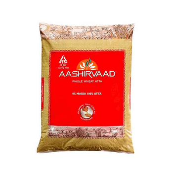 Aashirvaad 100% Whole Wheat Flour (atta)