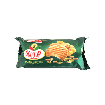Britannia Good Day Pistachio & Almond Cookies