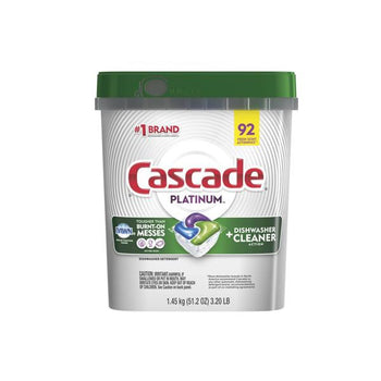 Cascade Platinum Action Pact, 92 ct