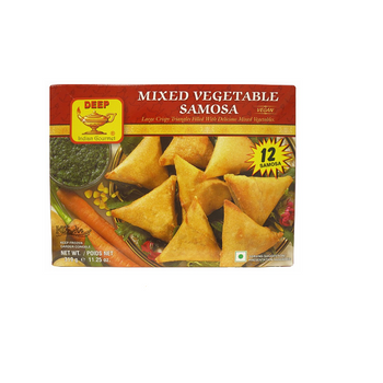 Deep Mixed Veg Samosa