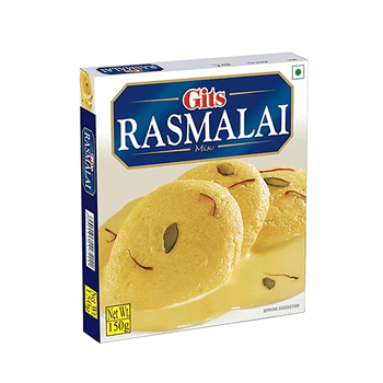 Gits Rasmalai Mix