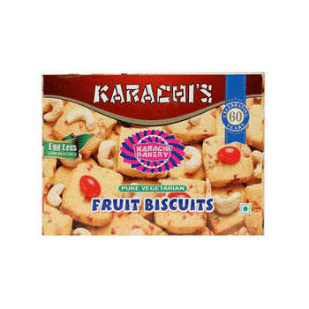Karachi Bakery Fruit Biscuits