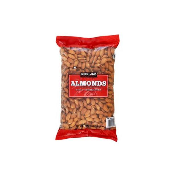 Kirkland Signature Supreme Whole Almonds