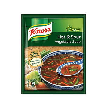 Knorr hot & Sour Vegetable Soup Mix